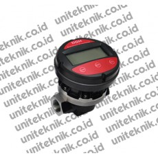 OGM-40E Electronic Oval Gear Flowmeter - BenGas