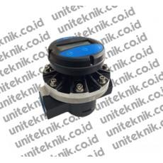 OGM-50E Electronic Oval Gear Flowmeter - BenGas