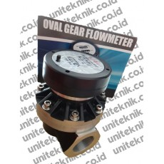 OGM-40 Oval Gear Flowmeter  - BenGas