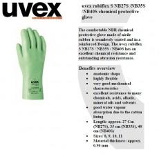 UVEX Rubiflex Protective Glove