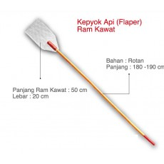 Kepyok Api (Ram Kawat)