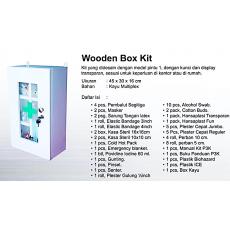 P3K Kit Box (First Aid Kit)