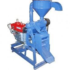 Mesin Giling Padi / Rice Mill Mahkota KD-100