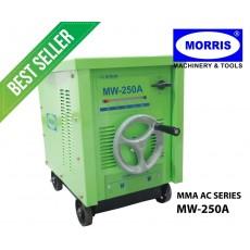 Mesin Las Morris MMA AC Transformer MW-250A