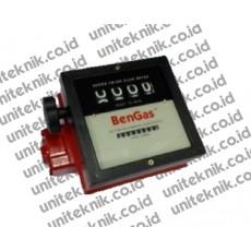 "FM-900 1.5"" Mechanical Flowmeter - BenGas"
