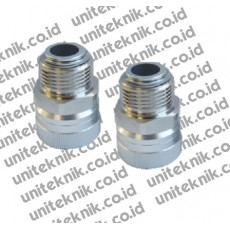 "1"" Female - 3/4"" Male Nozzle Swivel"