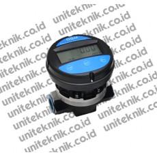 OGM-25E Electronic Oval Gear Flowmeter - BenGas