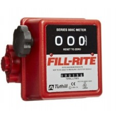 "FM-800 1"" (3 Digit) Mechanical Flowmeter - Fill-Rite"
